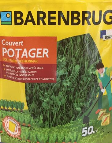 graines couvert potager
