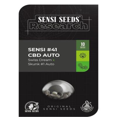 graines CBD Sensi