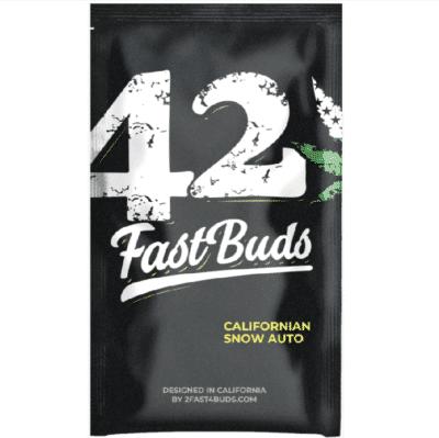 Californian Snow Auto Fastbuds Seeds