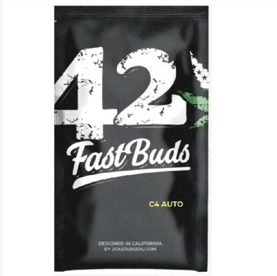 c4 Auto Fastbuds graines autoflo