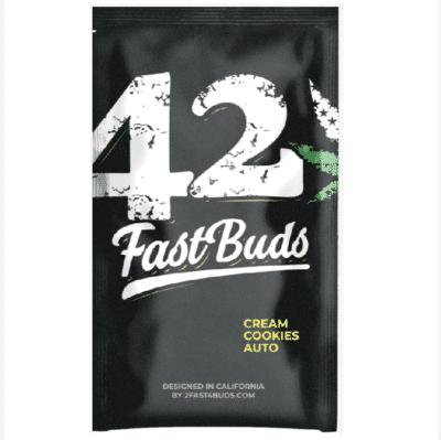 cream cookies auto Fastbuds