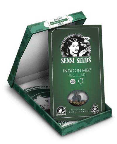 pack indoor sensi seeds régulières