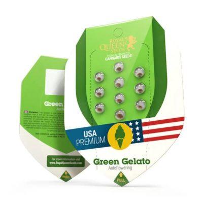 Green Gelato auto RQS