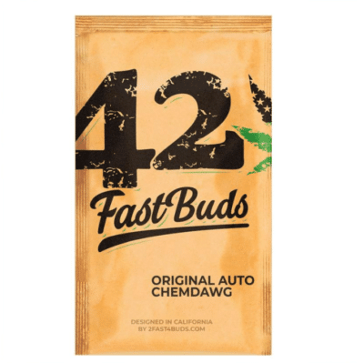original auto chemdawg fastbuds