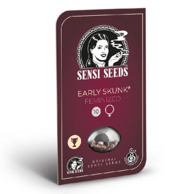 early skunk féminisée Sensi Seeds Bank