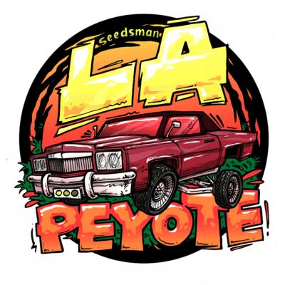 LA Peyote kush Seedsman
