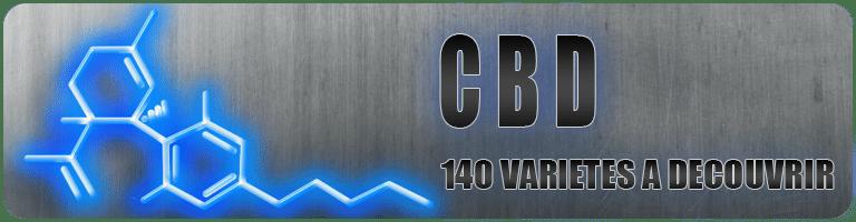 Acheter graines CBD France