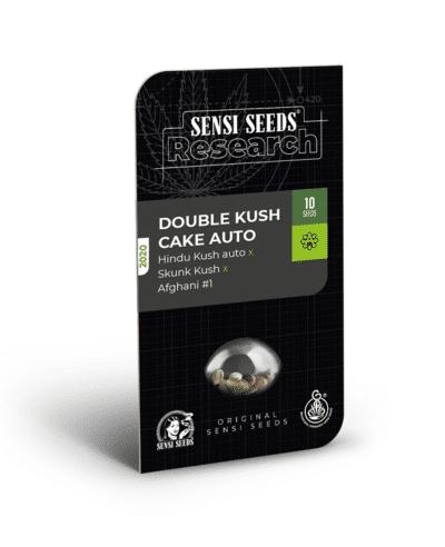 double kush cake auto sensi seeds research
