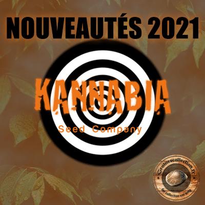 nouveautés Kannabia 2021