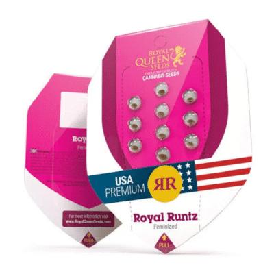 Graines royal runtz RQS