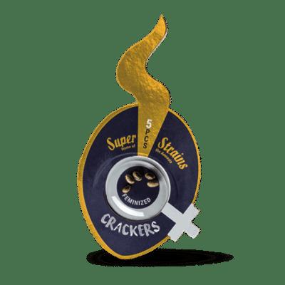 crackers seeds Super strains