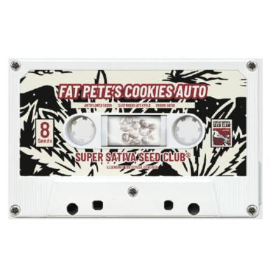 Fat pete's cookies auto Super sativa seed club